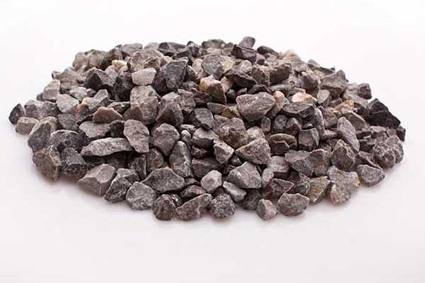 garden stones - chippings devon