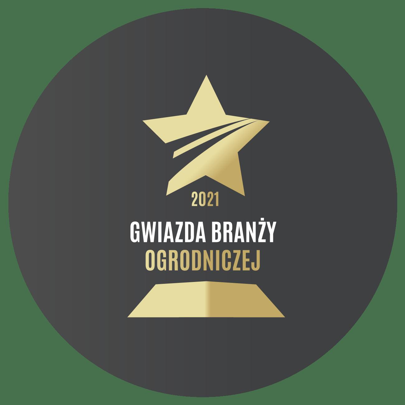 gardening sector star award logo